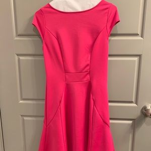 The Limited Flare Dress